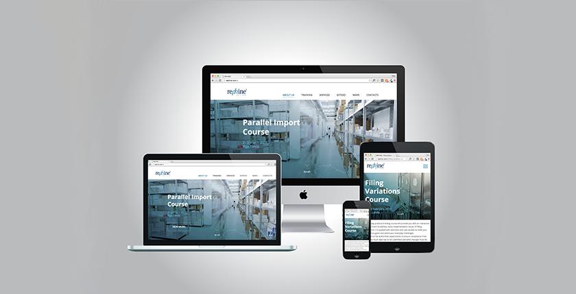 Rephine Balticum New Webpage