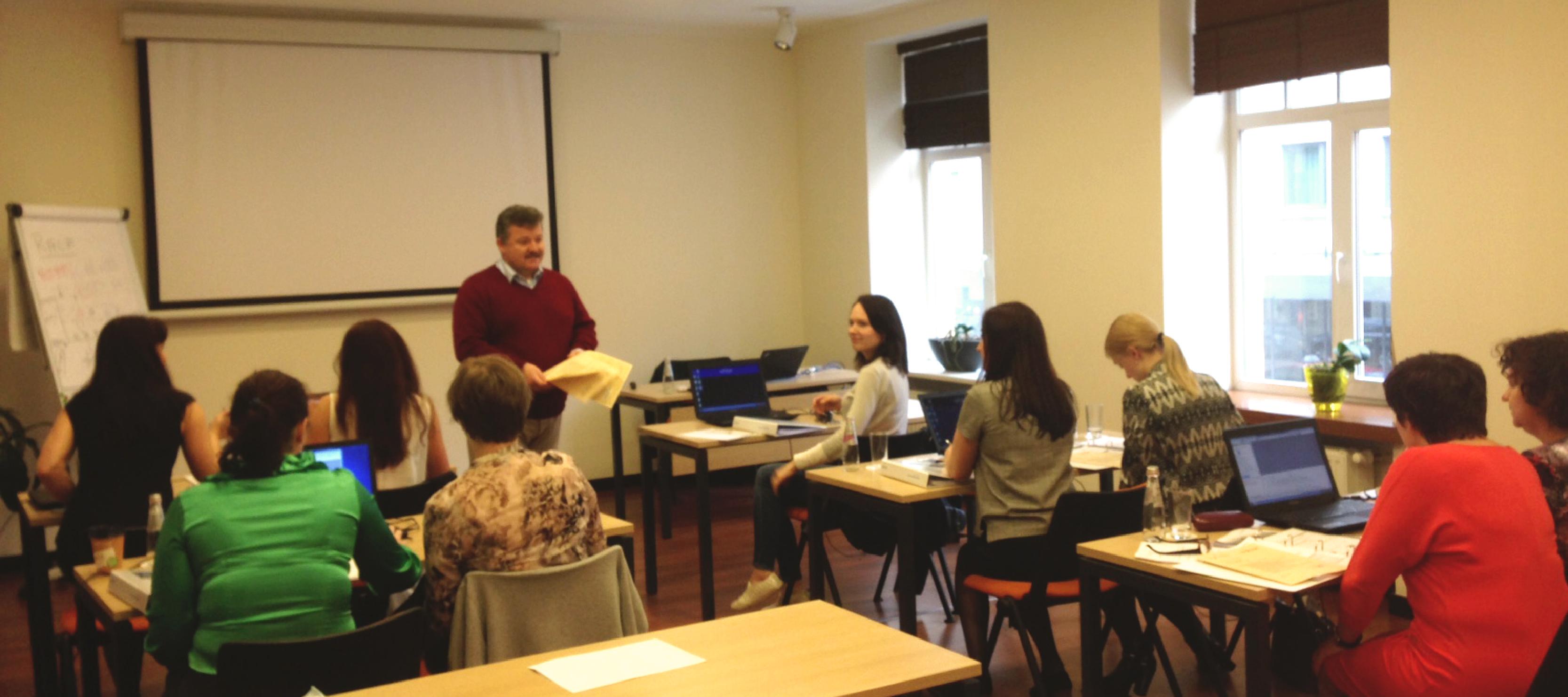 eSubmissions Course, 6 – 7 April 2017, Riga, Latvia