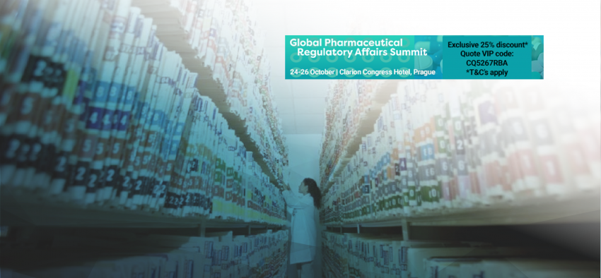 Join us at this years Regulatory Affairs Summit in Prague, 24-26 October, 2017