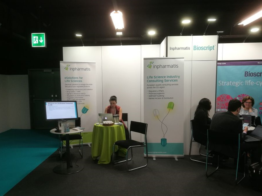 Participation in DIA Global 2018