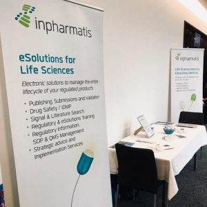 inpharmatis era conference stand