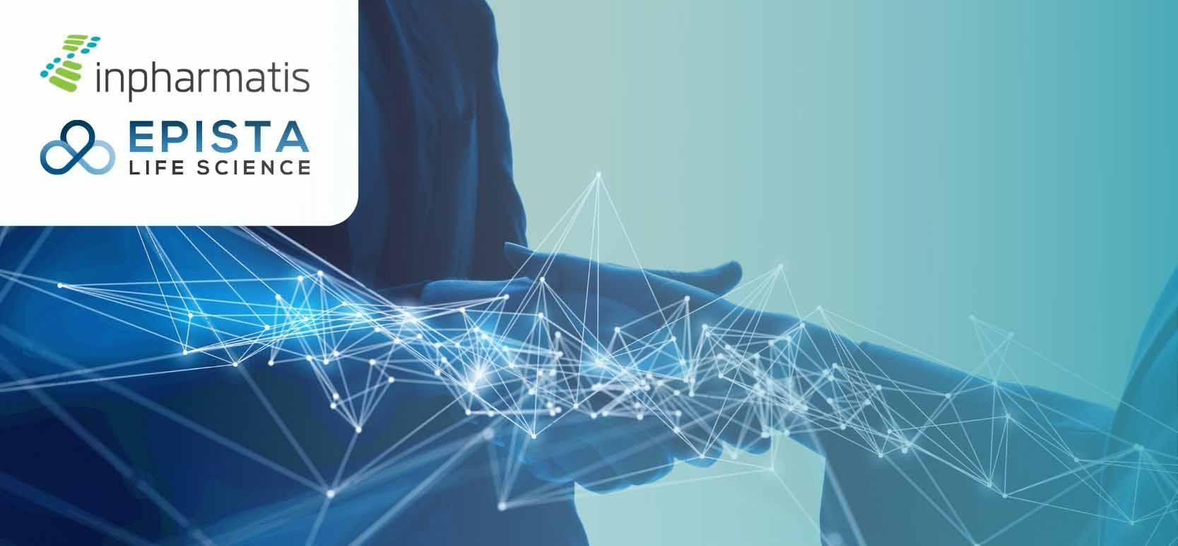 Inpharmatis & Epista Partnership Announcement