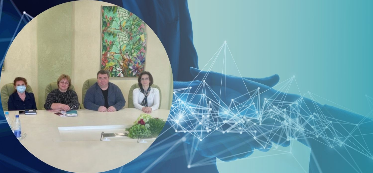 """Inpharmatis and """"ACADEMPHARM"""" discussed in Minsk cooperation opportunities"""